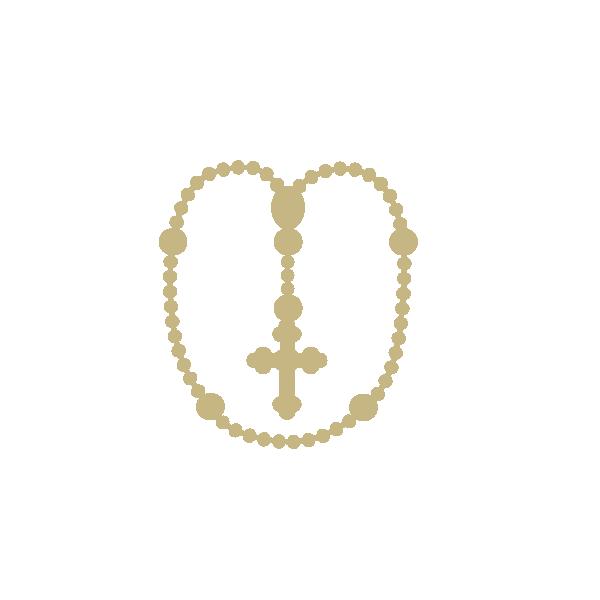 Interactive Rosary Icon